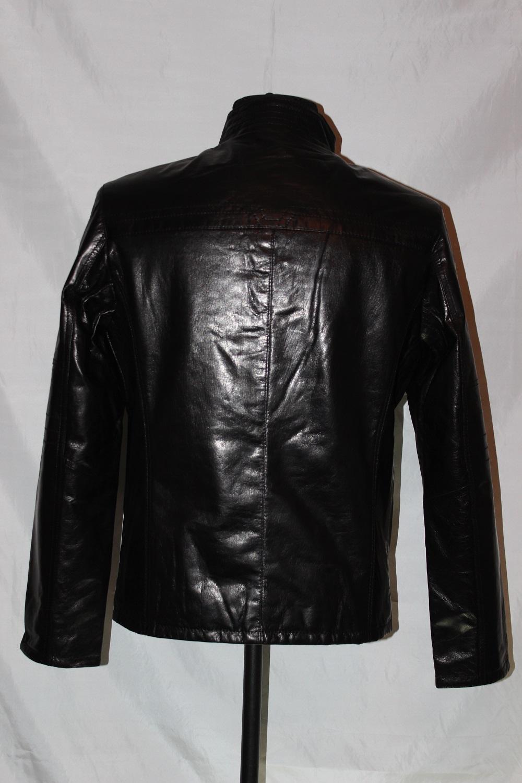 Кожаные куртки осень 2014